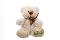 Мягкая игрушка фирменная Мишка STYX