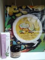 """Подарочный набор (180 Крем """"Йогурт"""" все типы кожи 50мл + 12467 Гель для кожи вокруг глаз """"Вербена"""" 30мл + пакет)"""